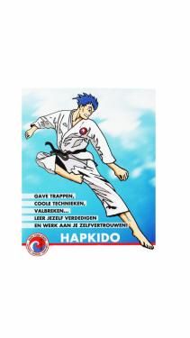 Hapkido vereniging Baek Yong Kwan